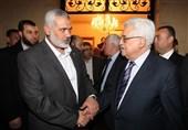 توافق عباس و هنیه بر سر برگزاری تظاهرات سراسری در فلسطین در روز چهارشنبه