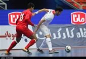 مسابقات فوتسال چهارجانبه در اصفهان