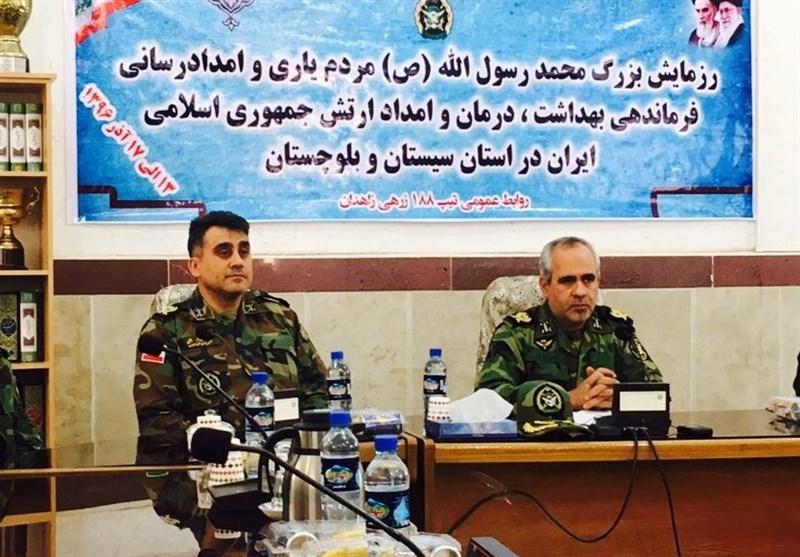 آغاز رزمایش محمدرسولالله (ص) ارتش در سیستان و بلوچستان و خراسان جنوبی