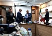 امضای تفاهمنامه میان فدراسیون فوتبال ایران و آلبانی + عکس