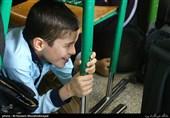 مانور زلزله در مدرسه رفاه