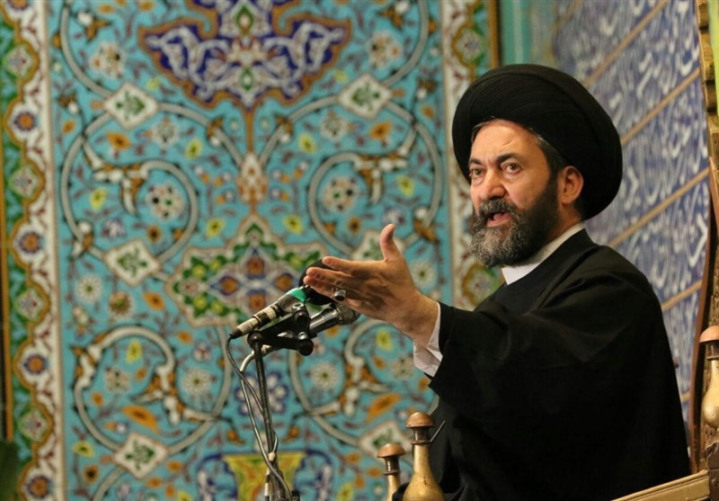 نماینده ولی فقیه در استان اردبیل پیروزی سعید علی حسینی را تبریک گفت ,