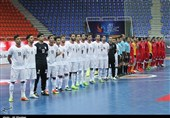 Iranian Futsal Teams Nominated for Best National Team of the World