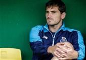 کاسیاس: دلم برای رئال مادرید تنگ نشده است/ هنوز با تیم ملی خداحافظی نکردهام