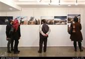 افتتاح اولین نمایشگاه عکسهای خبری تقریب