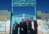 رئیس سازمان نوسازی مدارس از مناطق زلزلهزده زرند بازدید کرد + تصاویر