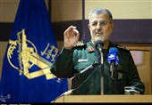 IRGC Ground Force Equipped with High-Precision Missiles, Drones: Commander