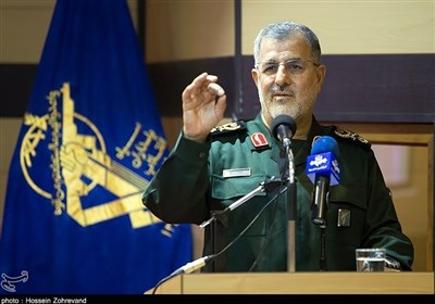 Suicide Bomber Targeting IRGC Forces Pakistani National: Commander