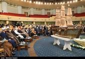 آئین افتتاحیۀ سی و یکمین کنفرانس وحدت اسلامی به روایت تصویر