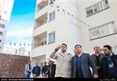 مسکن مهر فاز 11 کوزو تعطیل شد