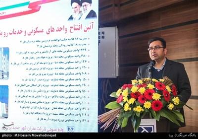 حبیبالله طاهرخانی معاون وزیر راه وشهرسازی