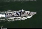 """""""سپر"""" جدیدترین ناو موشک انداز نیروی دریایی ارتش + عکس"""