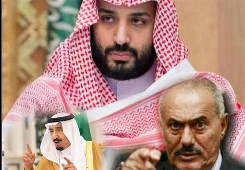 علی عبدالله صالح/کنار خبر