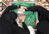 روایتی دخترانه از جانباز شیمیایی دفاع مقدس که حبیب مدافعان حرم شد+صوت