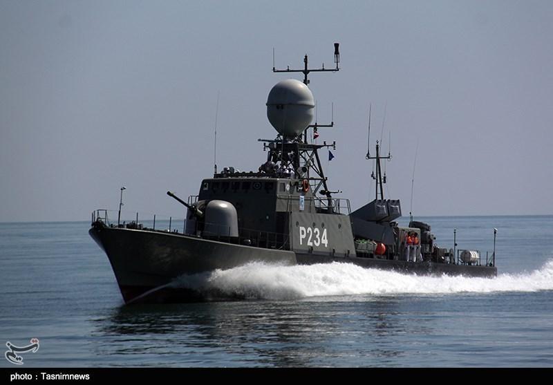 ساخت ایران| توپ دریایی فجر 27 + عکس