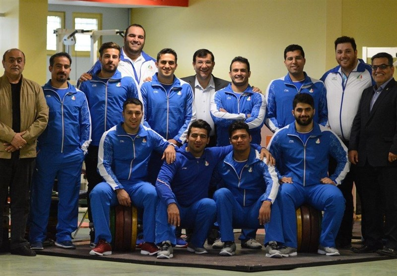 تیم ملی وزنهبرداری