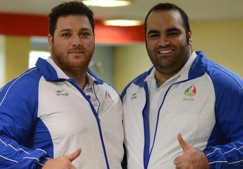 Iran's Alihosseini, Salimi Win Medals at IWF World Championships
