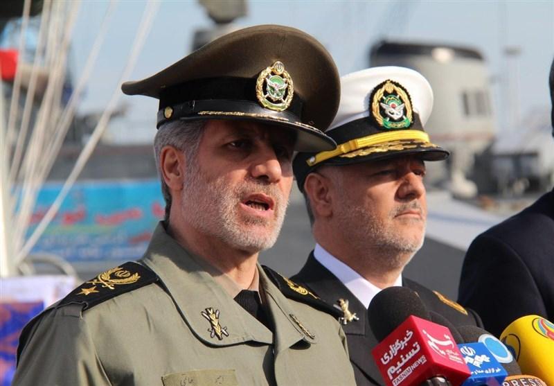 Iranian Defense Minister Hails Tehran-Moscow Strategic Ties