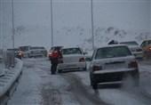 برف و کولاک استان لرستان را فرا میگیرد