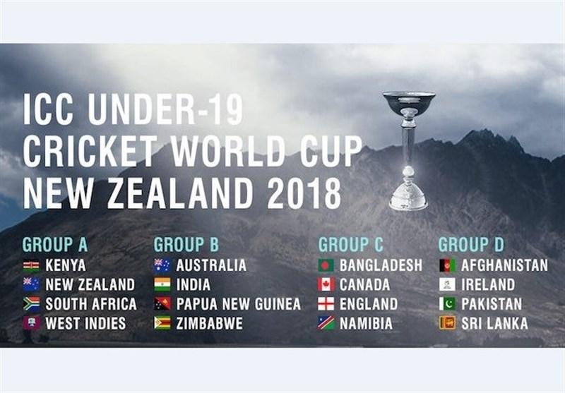 انڈر 19 ورلڈ کپ کیلئے پاکستان کے پندرہ رکنی سکواڈ کا اعلان