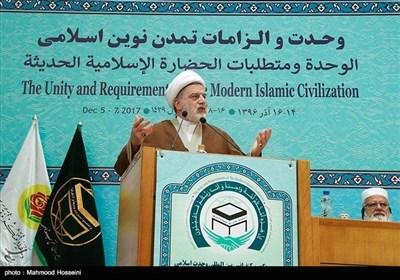 31ویں عالمی وحدت اسلامی کانفرنس کی تصویری جھلکیاں