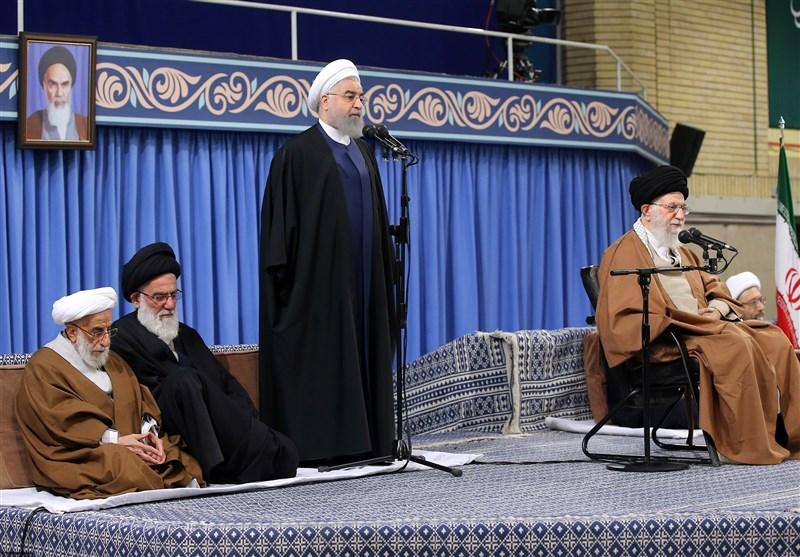 الشعب الایرانی لن یتحمل الاعتداء الصهیونی على المقدسات الاسلامیة