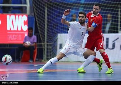 رقابت های چهار جانبه فوتسال اصفهان
