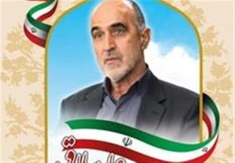 پیکر سردار ییلاقی در گلزار شهدای بهشهر آرام گرفت