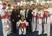 Iran Wins World Taekwondo Team Championships Title