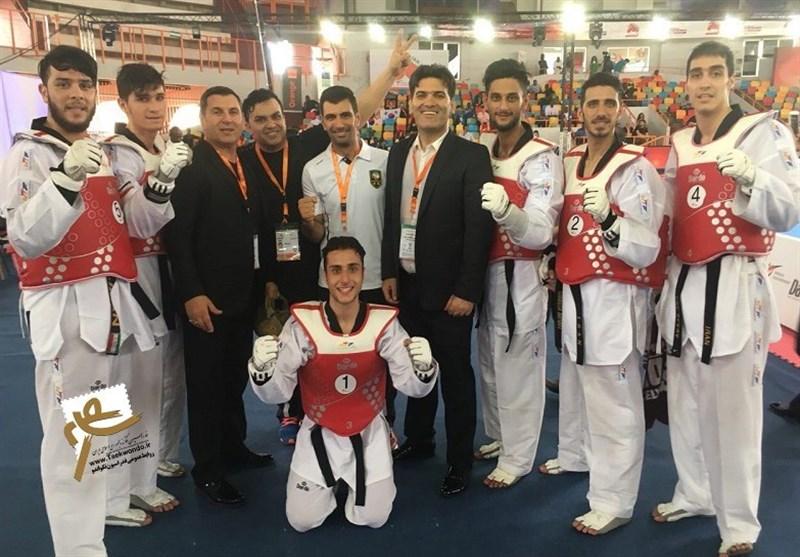 Iran Wins World Taekwondo Team Championships Title