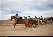 هرمزگان|پانزدهمین دوره مسابقات قهرمانی اسبدوانی برگزار شد