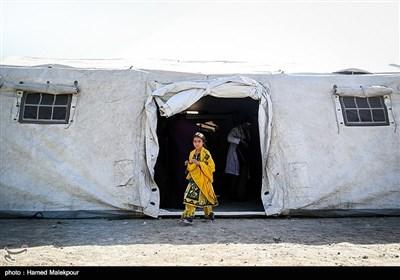 رزمایش مردمیاری و امدادرسانی محمد رسولالله ارتش در مناطق محروم سیستان و بلوچستان - کنارک