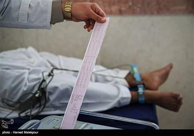 رزمایش مردمیاری و امدادرسانی محمد رسولالله ارتش در مناطق محروم سیستان و بلوچستان - خاش