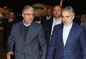 معاون رئیس جمهور وارد شیراز شد + برنامهها