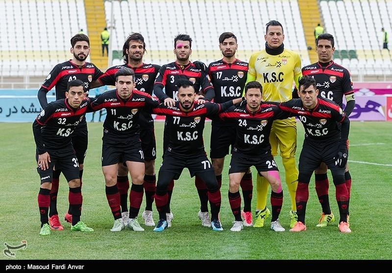دیدار تیم های فوتبال تراکتورسازی تبریز و فولاد خوزستان -تبریز