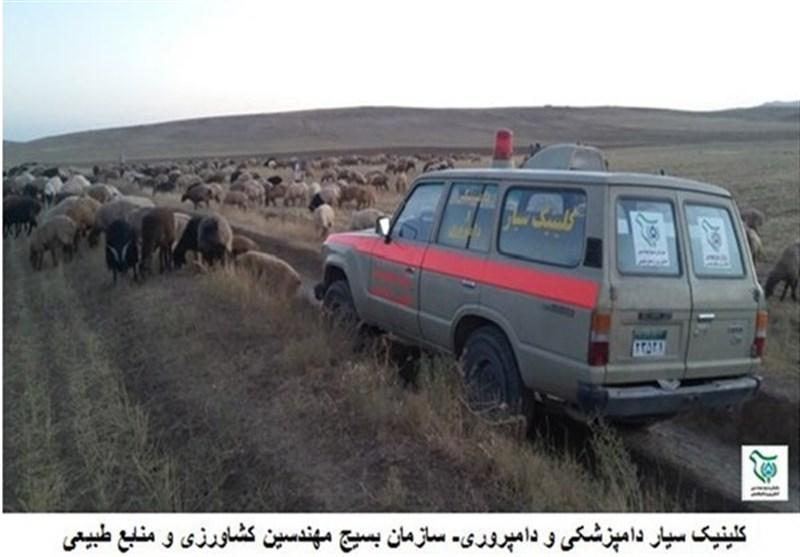 اعزام کارشناسان کشاورزی بسیجی به مناطق زلزلهزده کرمانشاه