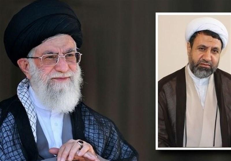 """امام خامنهای """"امام جمعه و نماینده ولی فقیه در استان کرمان"""" را منصوب کردند"""