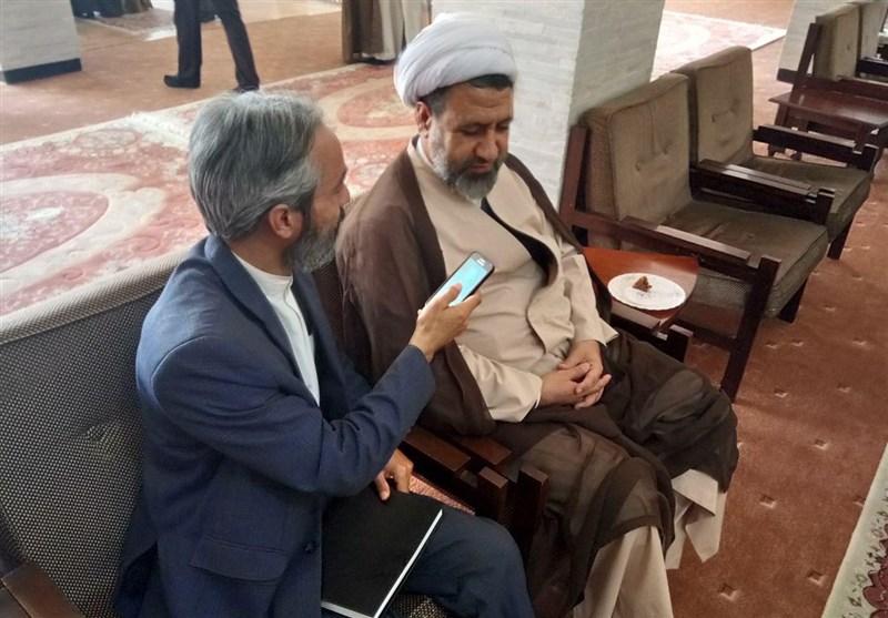 امیدوارم خادم و خدمتگزار خوبی برای مردم استان کرمان باشم