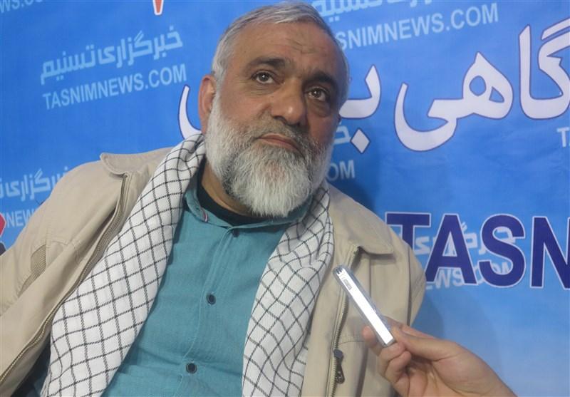 سمنان| سردار نقدی: حضور پرشور ملت ایران در راهپیمایی 22 بهمن جنگ روانی دشمنان را درهم شکست
