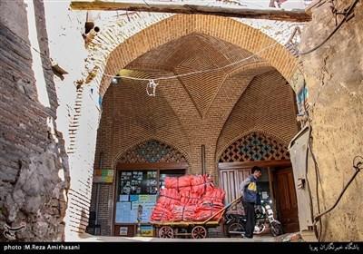 تہران کے قدیم ترین بازار کی چند تصاویر