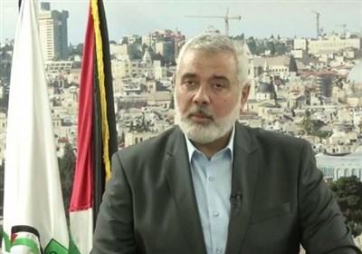 هنیه: مقاومت در درون فلسطینیان ریشه دوانیده است