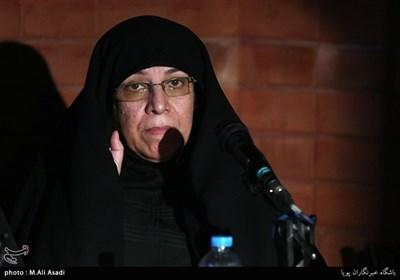مریم کاظم زاده خبرنگار و عکاس دوران دفاع مقدس