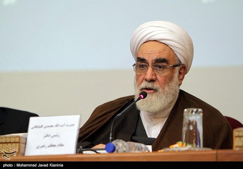 مراسم تودیع و معارفه مردمی نماینده جدید ولیفقیه در استان کرمان برگزار شد