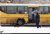 هواشناسی ایران 99/8/20|تداوم بارش باران و برف در اکثر مناطق کشور