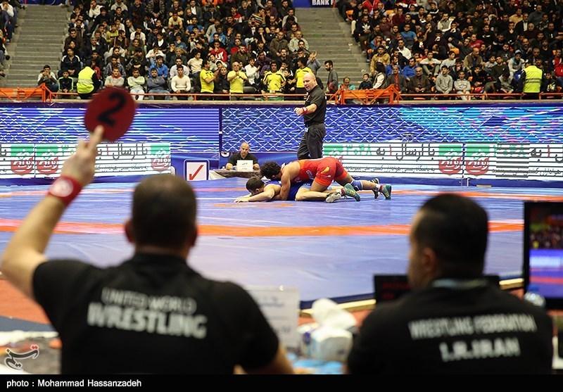 روایت داور المپیکی کشتی ایران از برگزاری لیگ هند با قوانین عجیب