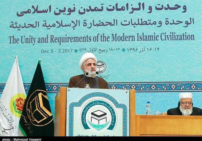 لابد من انتفاضة فلسطینیة جدیدة مدعومة من کافة أنحاء العالم الإسلامی