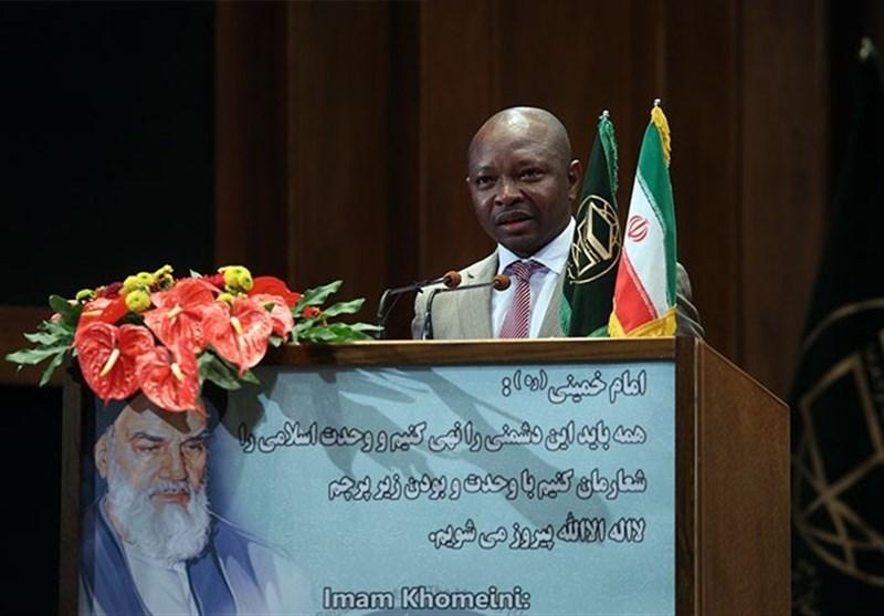 عبدالمحمد مبارک نماینده پارلمان غنا