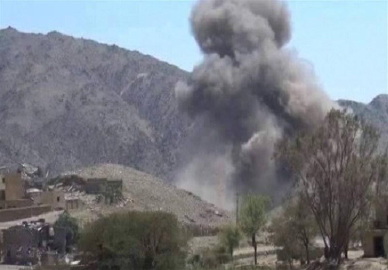 استشهاد 15 یمنیاً إثر غارة لطیران العدوان السعودی على صعدة