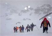 حادثه برای کوهنوردان مشهدی در لرستان؛ 8 کوهنورد مفقود و 1 نفر جان باخت