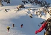 زنجان| 15 کوهنورد زنجانی در ارتفاعات طارم مفقود شدند